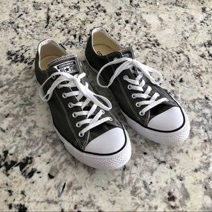 Converse | Gray All Star Sneakers Men's 14